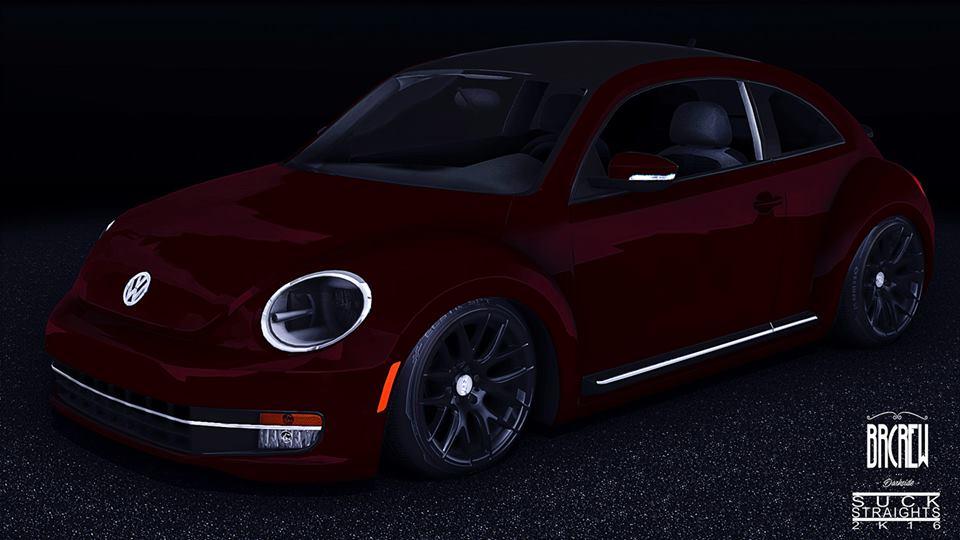 Volkswagen New Beetle 2012 Jhonworks Slrr