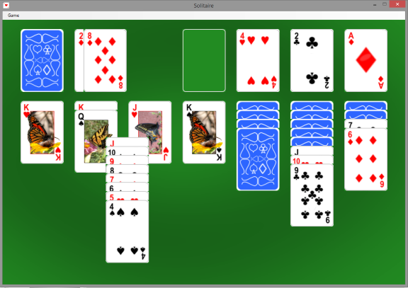 Preempted: Visual Basic – Solitaire Game Full Code Example ...