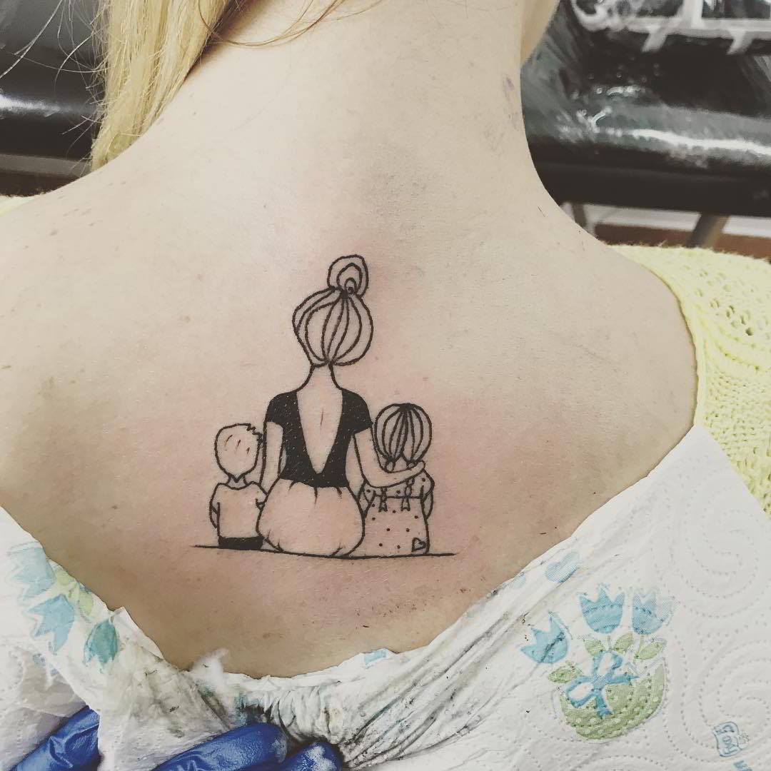Tatuajes Dedicados A Las Madres Porque La Amamos Tanto