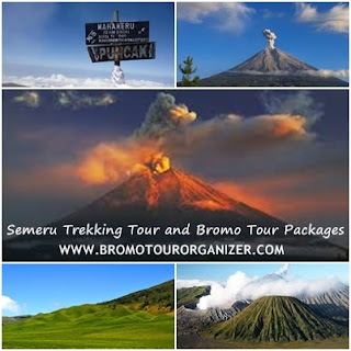 Semeru Trekking Bromo Tour Packages 4 Days 3 Nights