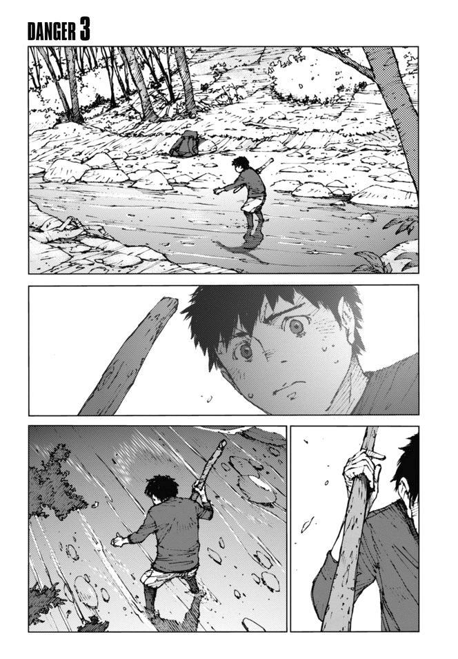 Survival: Shounen S no Kiroku - Chapter 3