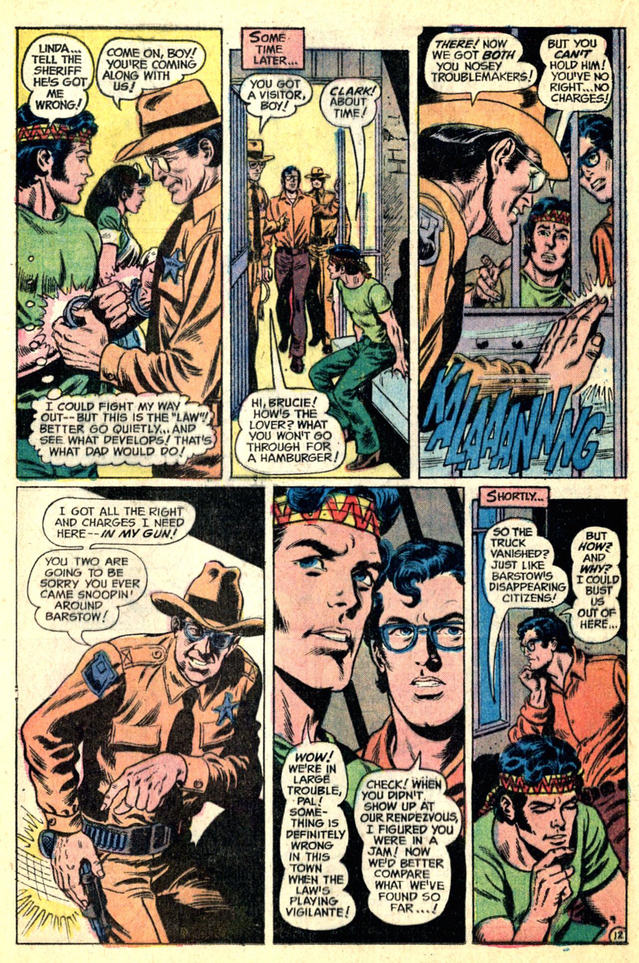 Read online World's Finest Comics comic -  Issue #216 - 16