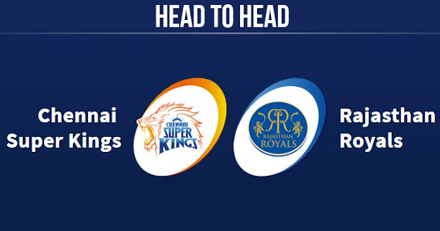 CSK vs RR Head to Head: RR vs CSK Head to Head IPL Records
