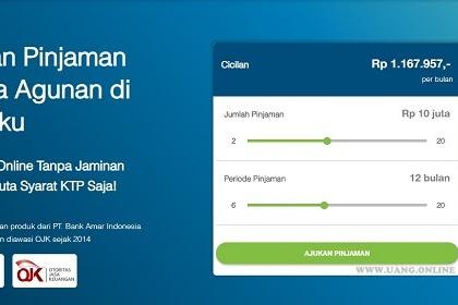 Tunaiku: Pinjaman Online Tanpa Jaminan dan Cepat Cair