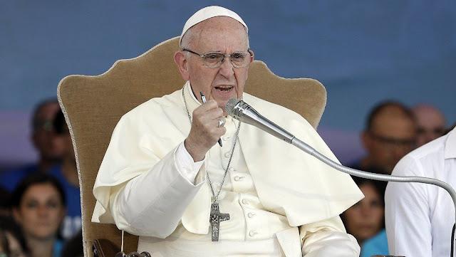 Tutupi Aib Kejahatan Seksual, Paus Tuntut Pertanggungjawaban Para Uskup
