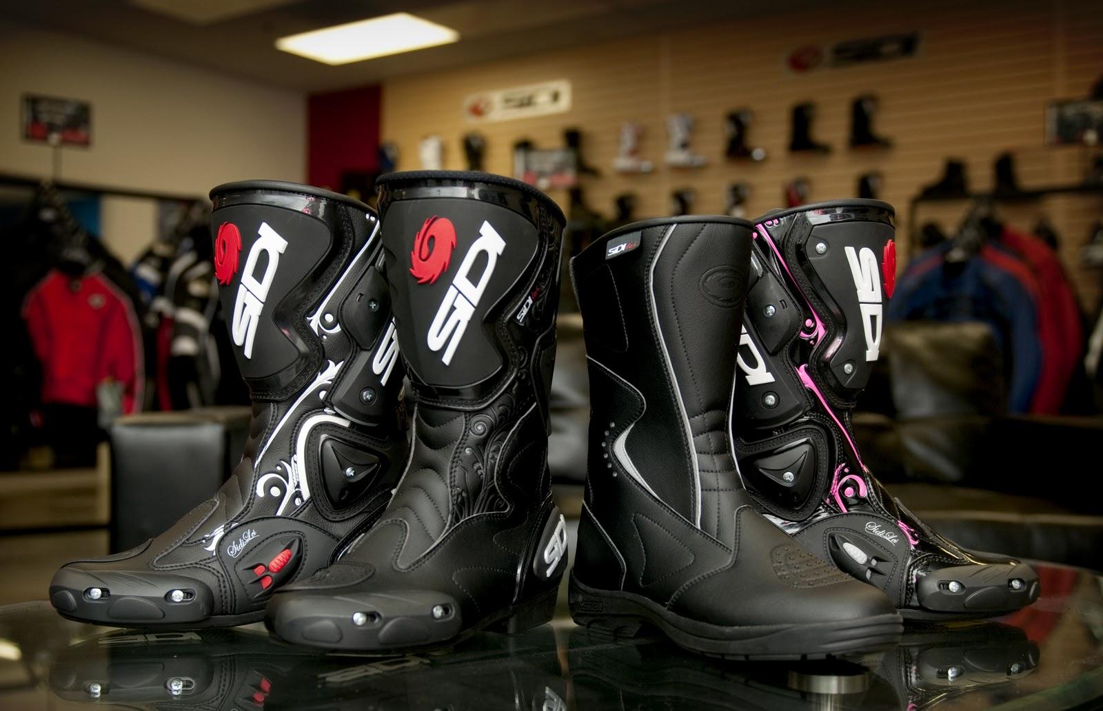 New Review: Sidi Vertigo Lei Motorcycle Boots — GearChic