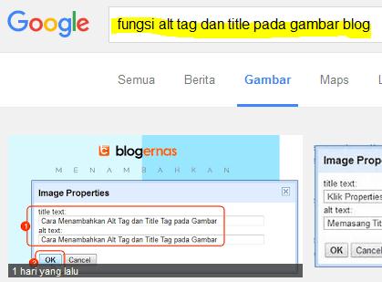 Cara Menguji SEO Gambar di Google Image
