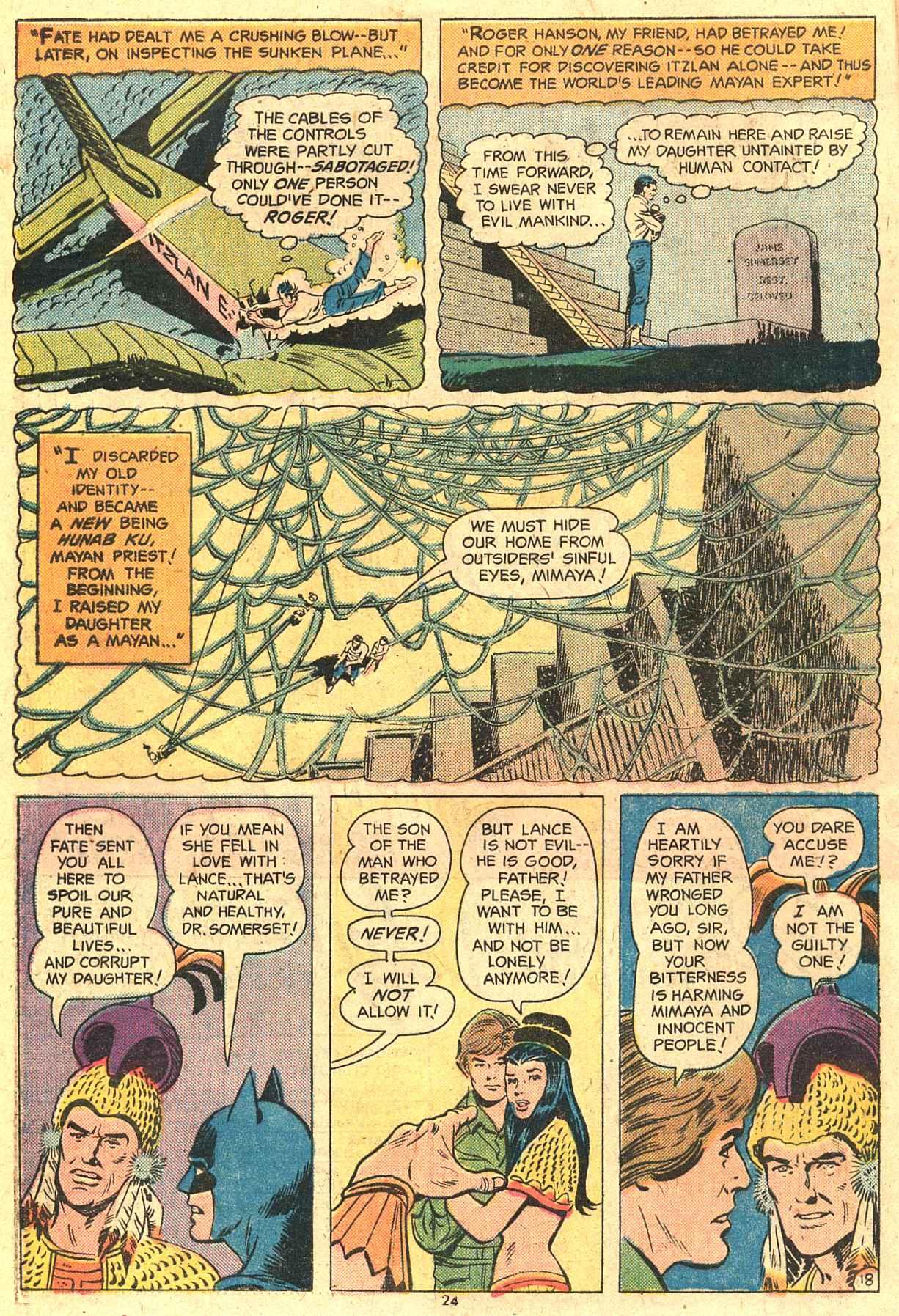 Read online World's Finest Comics comic -  Issue #230 - 24