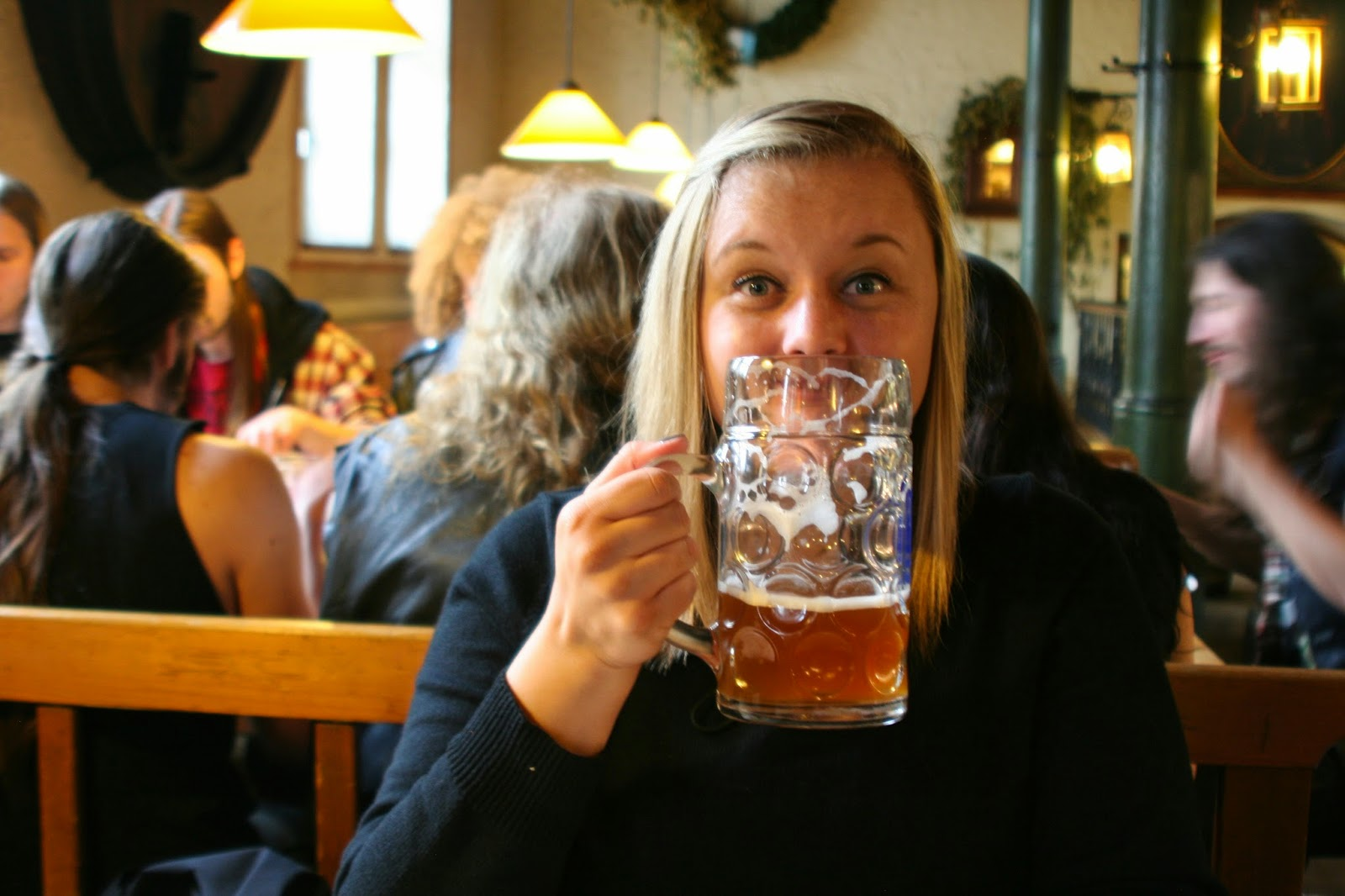 Bavarian Beer 101 | Munich, Germany