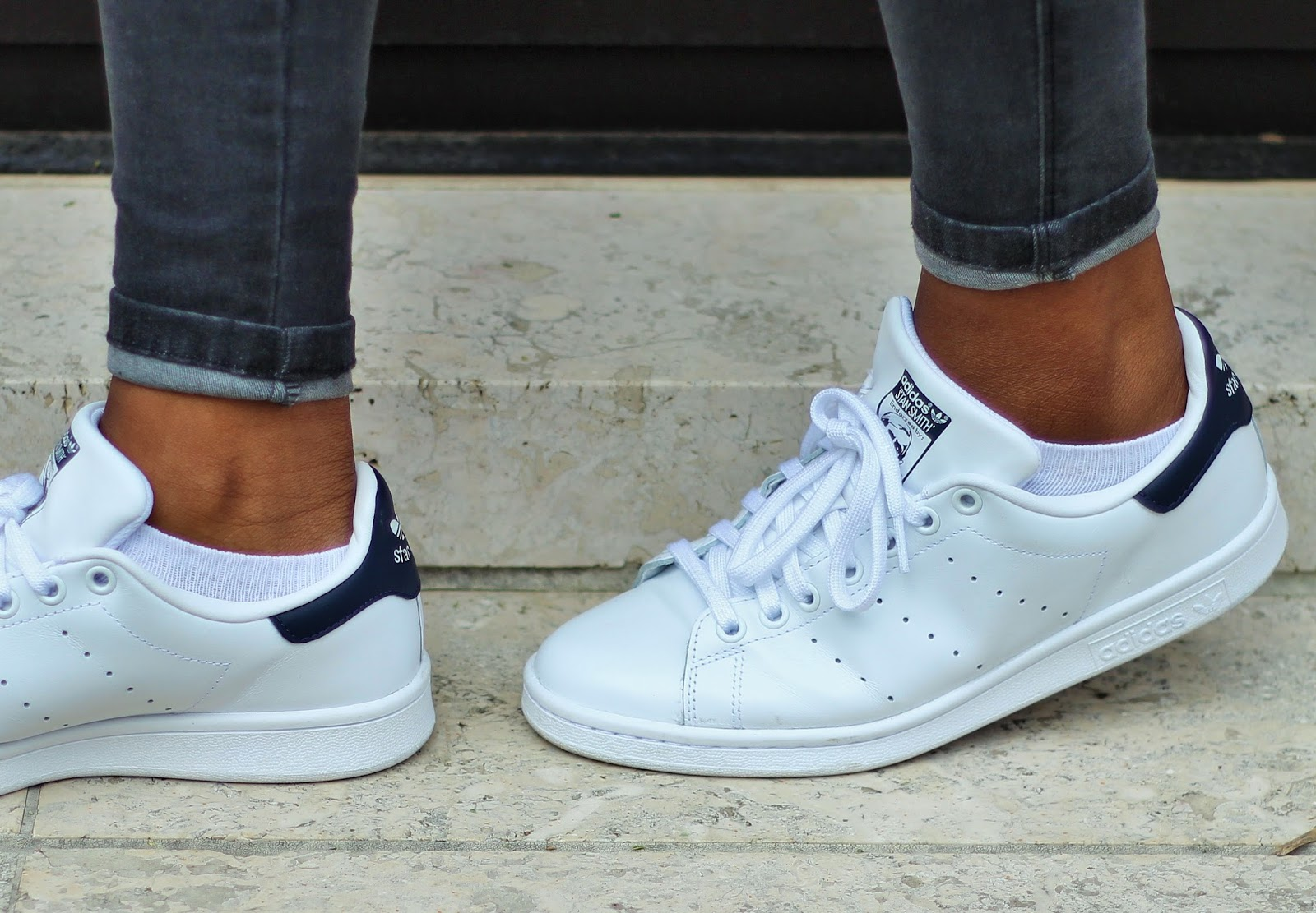 Ami Coco: SIND ADIDAS STAN SMITH ZU BASIC? BIN ICH NUN BASIC?