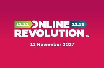 Bocoran Diskon Harbolnas Online Revolution 11.11 12.12 di LAZADA