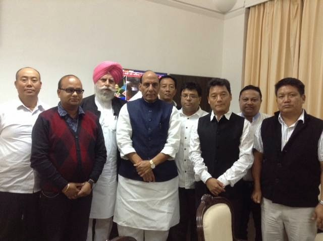 Rajnath Singh, agreed to set up a committee to examine Gorkhaland