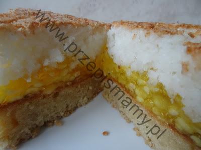 """Ciasto """"Sezamowo - Kokosowe"""
