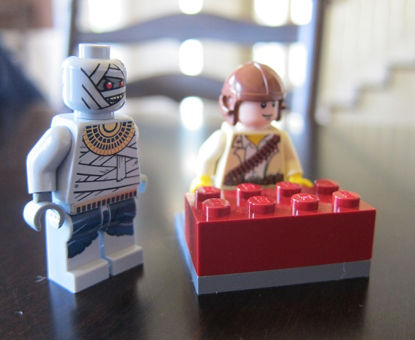 Little Things Lego Learning