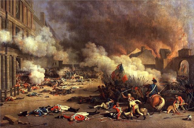 بحث حول الثورة الفرنسية
