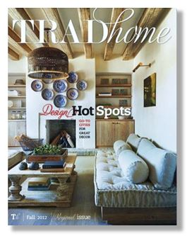 The Lisa Porter Collection featured in TradHome Magazine