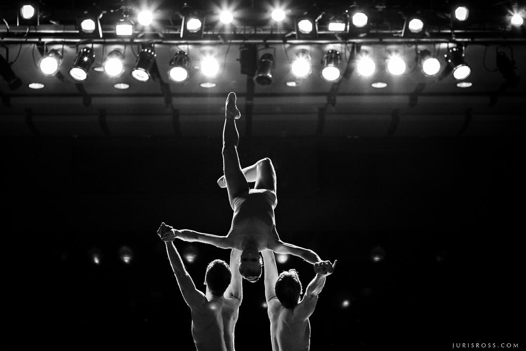 Latvijas Balets un opera 3 tikšanās