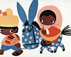 Mary Blair's art