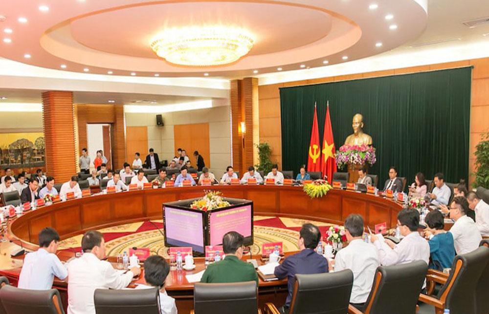 Ban Thường vụ Thành uỷ Hải Phòng nghe báo cáo quy hoạch dự án FLC Đồ Sơn