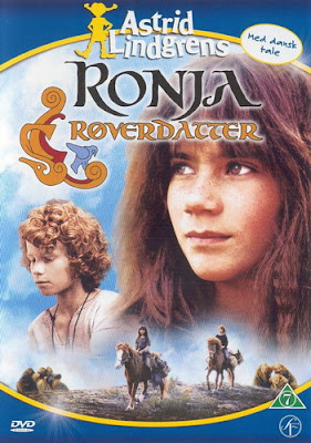 Ронья, дочь разбойника / Ronja Rövardotter / Ronja Robbersdaughter. 1984.