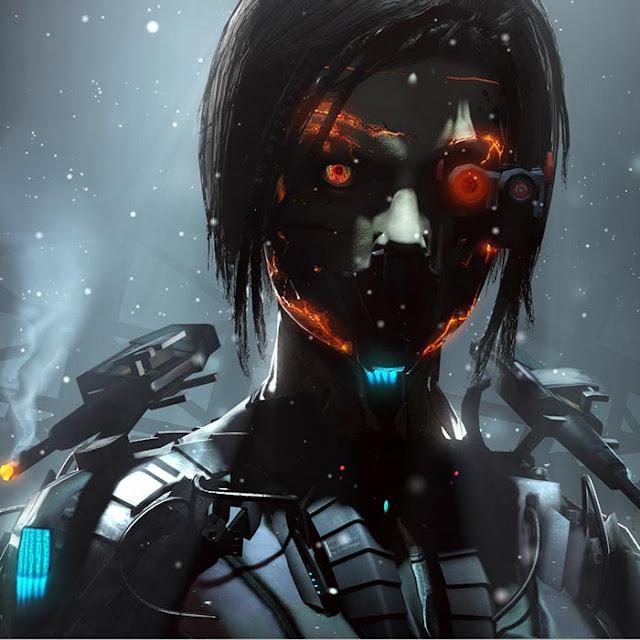 Cyborg Wallpaper Engine