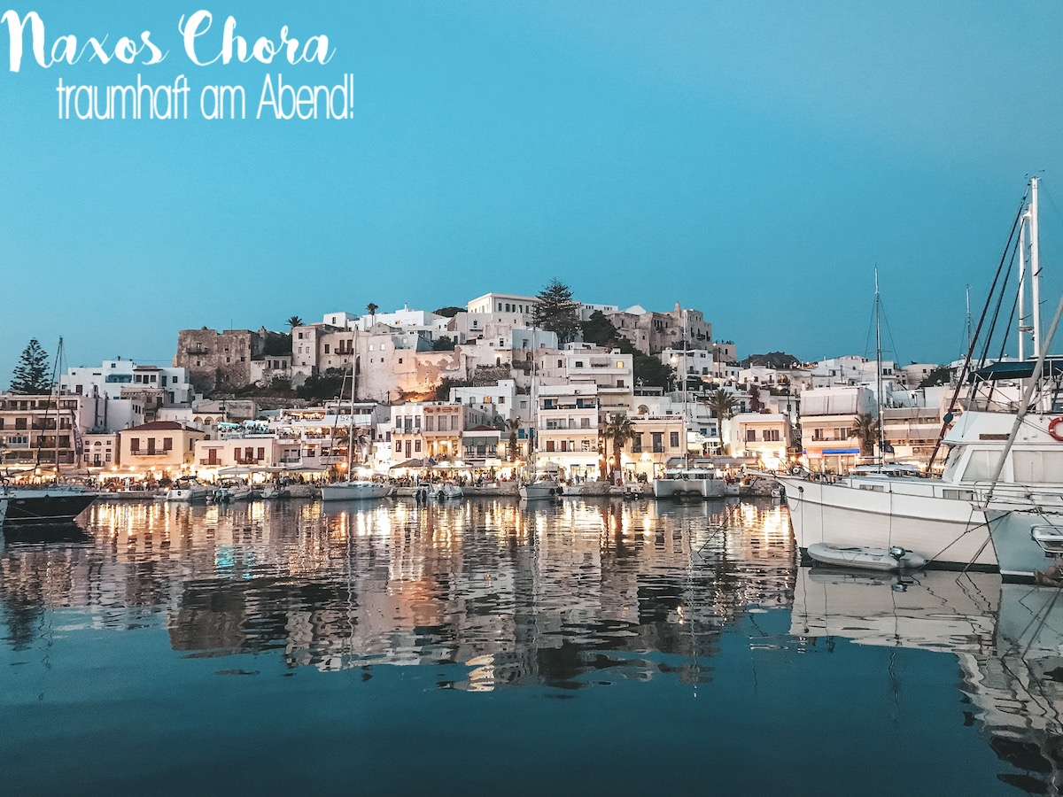 Naxos Travel Diary Reise Tipps Schönste Orte Schönste Strände der Insel Naxos Chora