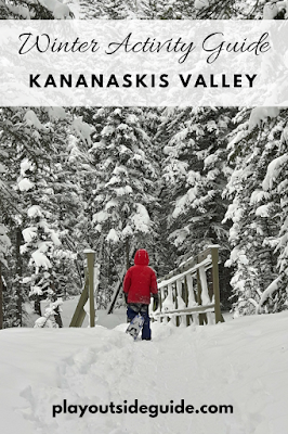 Winter Activity Guide for Kananaskis Valley