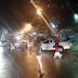 Saveiros colidiram frontalmente na rodovia RN -160 no Amarante