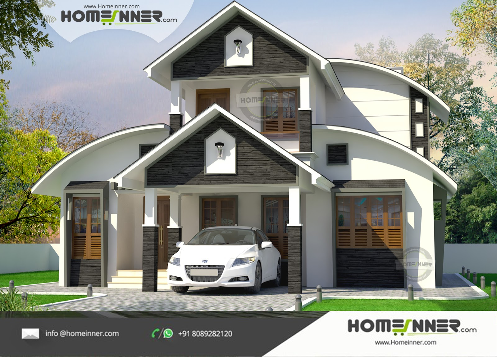 What Are The Different Styles Of Homes 1418 Sqft Beautiful Small Budget 3 Bhk Traditional Indian