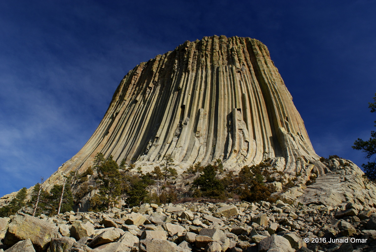 Rapid City, SD to Billings, MT via Devil\'s Tower National Monument ...