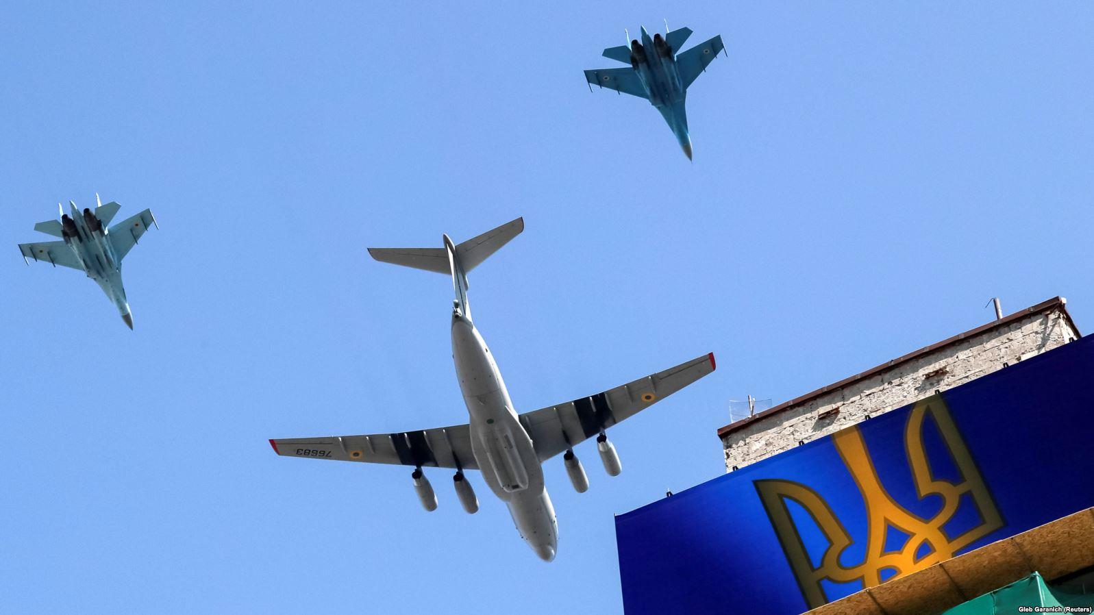 Украина отлетела, как ракета
