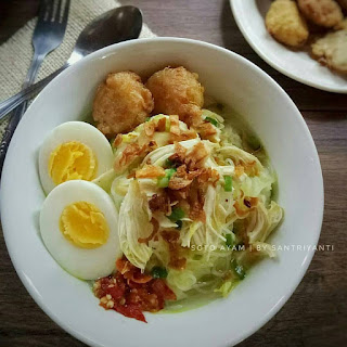 Ide Resep Masak Soto Ayam khas Semarang