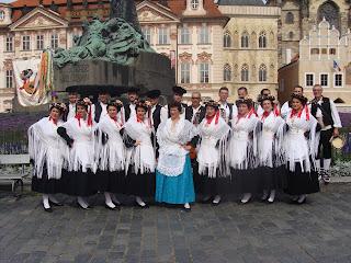 Crònica del viatge a Praga per Helena, la nostra guia