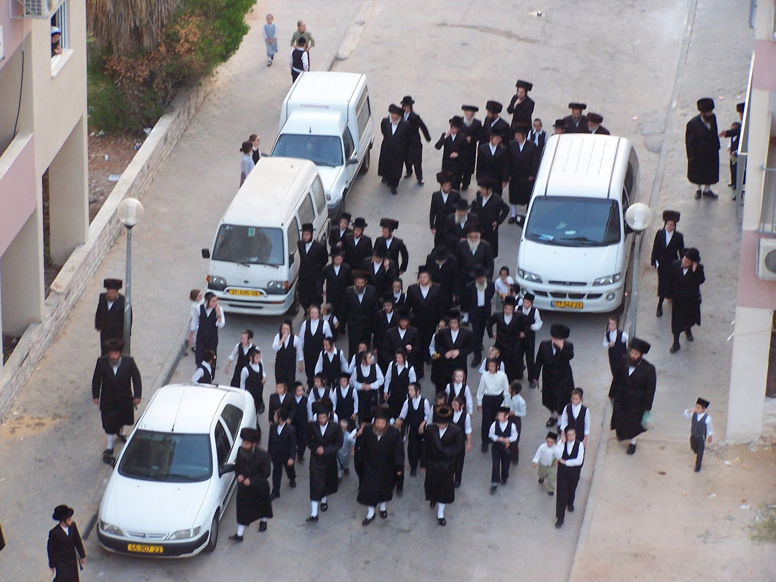 Haredi Jews In Israel: Prayer As Civil Disobedience: Lessons From Haredi Judaism