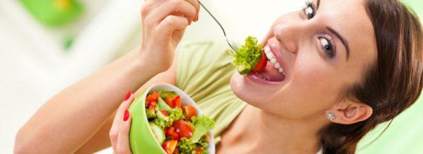 Vegetarian : Anda adalah apa yang Anda makan