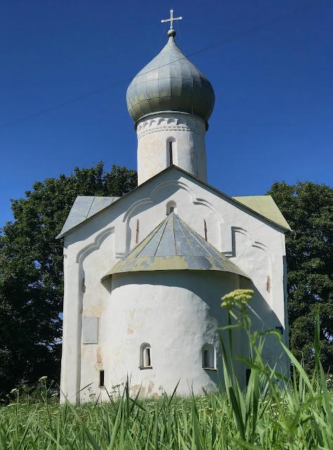 Великий Новгород – церковь (Veliky Novgorod – church)