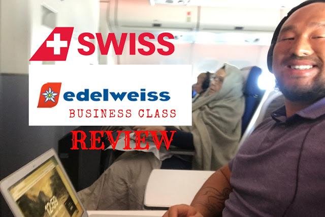 swiss edelweiss business class