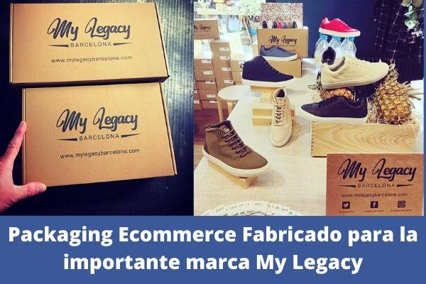 packaging ecommerce para calzado