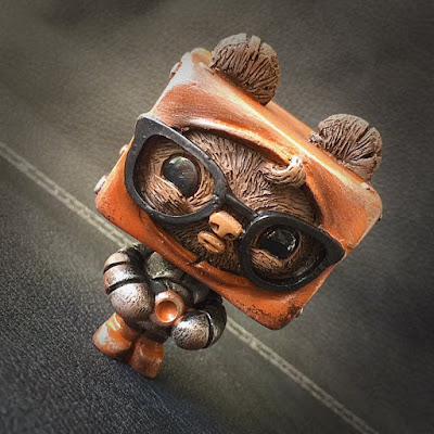 """GeekBot"" GeekWok Star Wars Resin Figure by UME Toys"