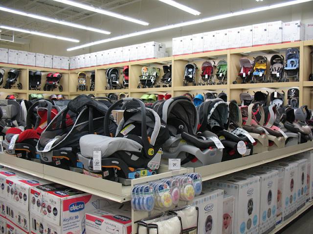 Tienda Buy Buy Baby en Orlando