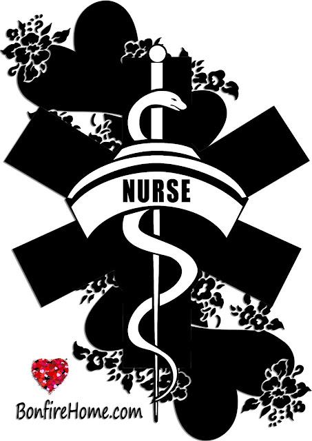 Nurses Are The Heart Of Love