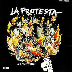 FREE - LA PROTESTA & TONY PABON (1970)