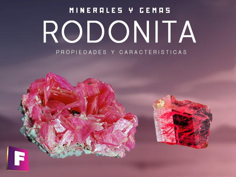 rodonita propiedades caracteristicas y usos ornamentales | foro de minerales