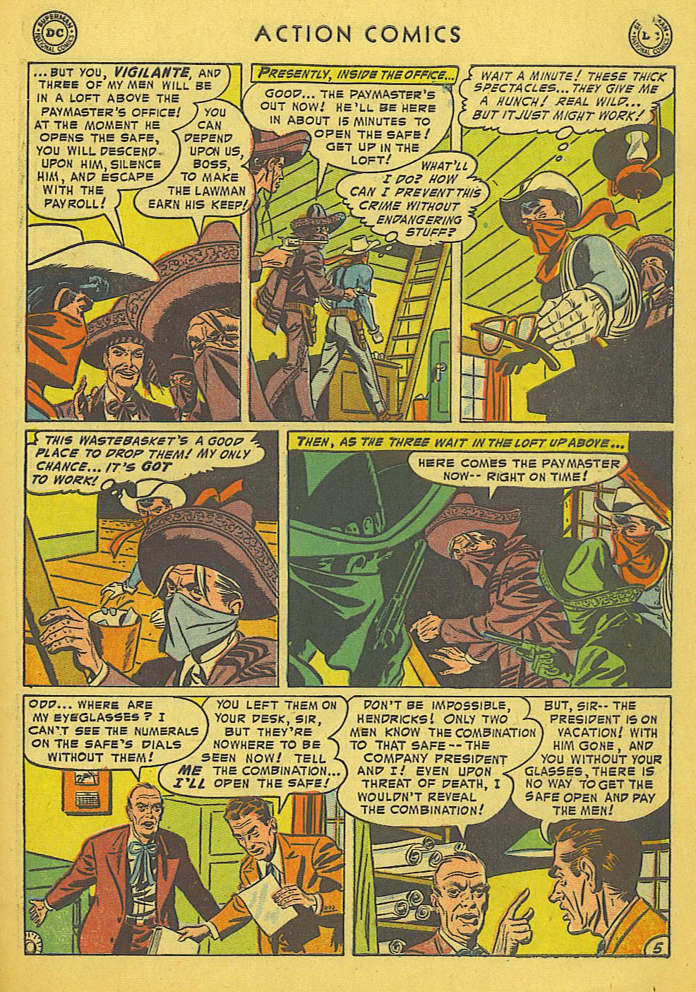 Action Comics (1938) 191 Page 36