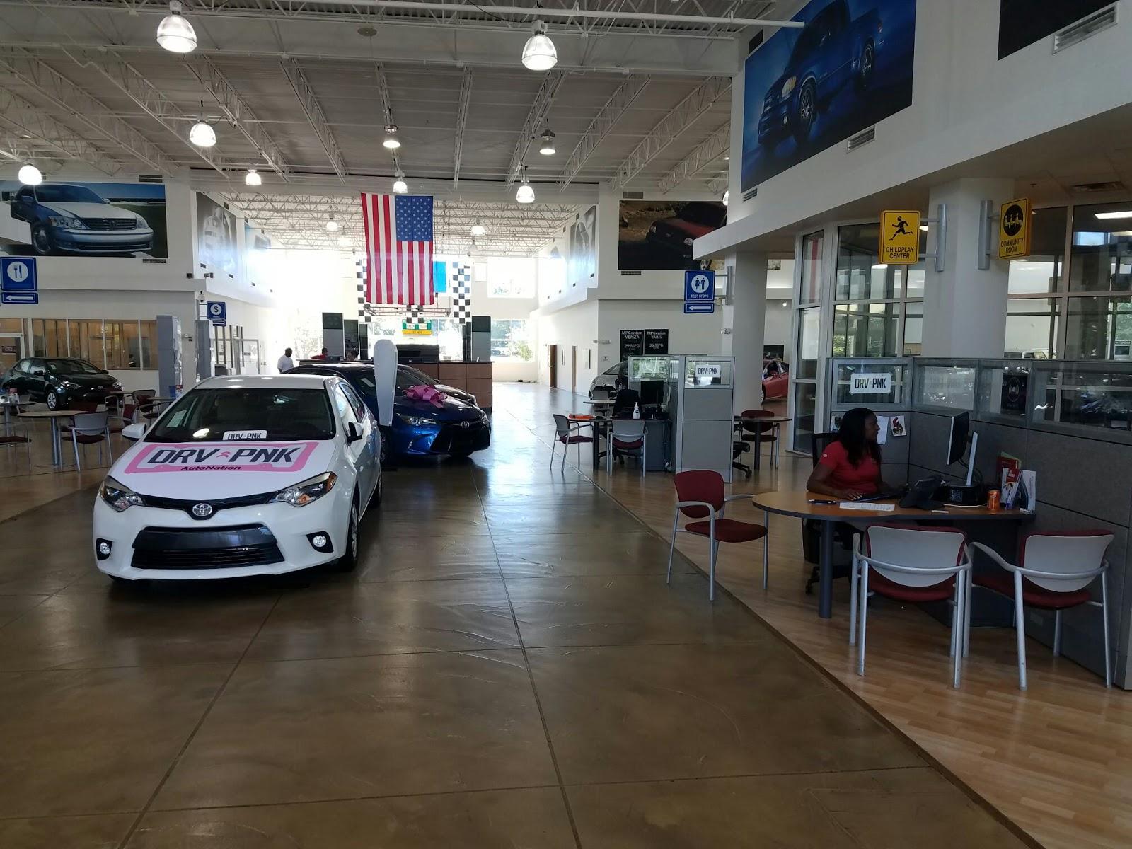 AutoNation Toyota Scion