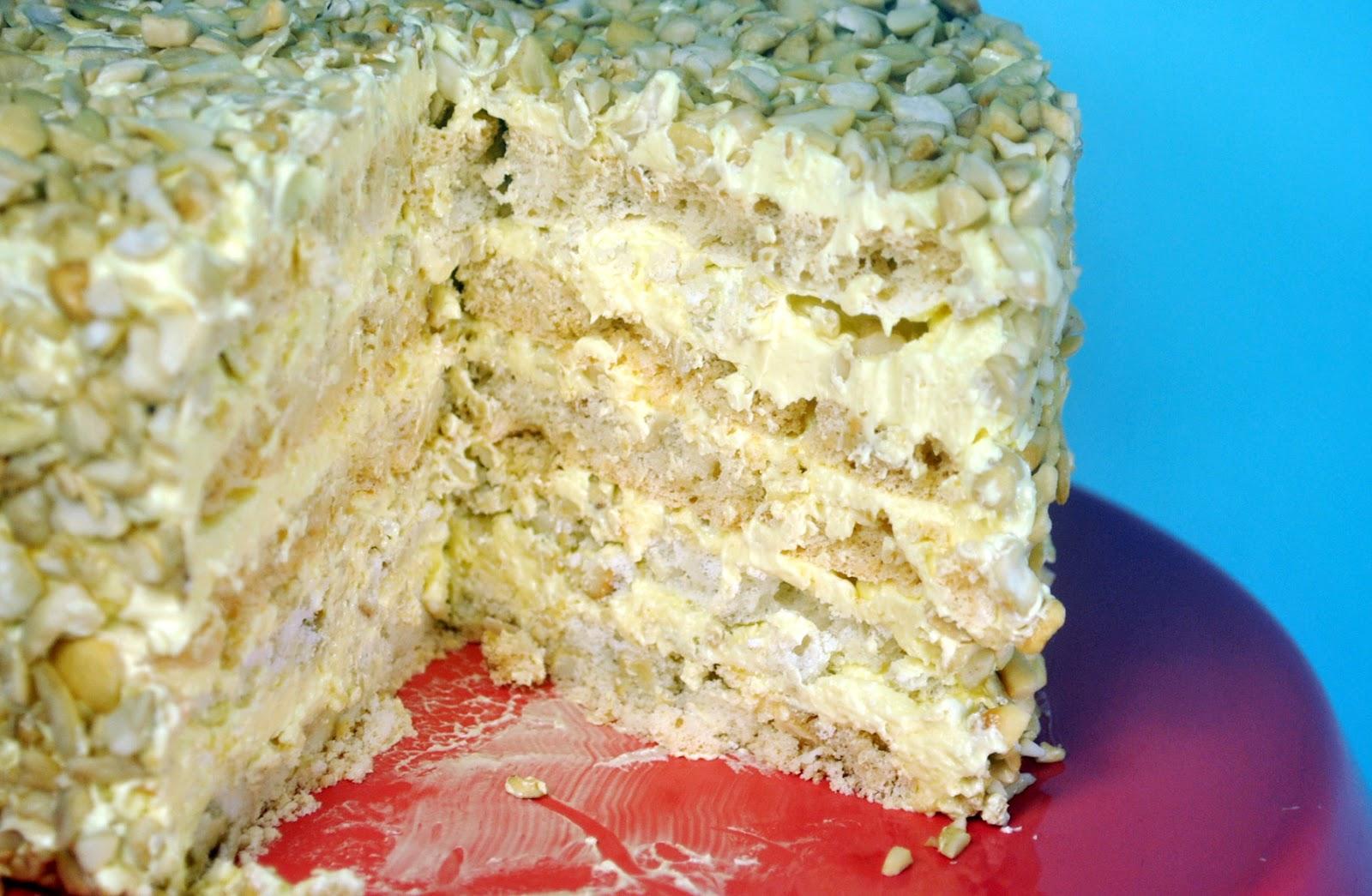 Sans Rival Cake Recipe Bake Happy