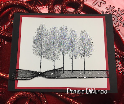 Stampin' Up!, www.stampingwithsusan.com, Winter Woods, Dazzling Diamonds, 2018 Holiday Catalog