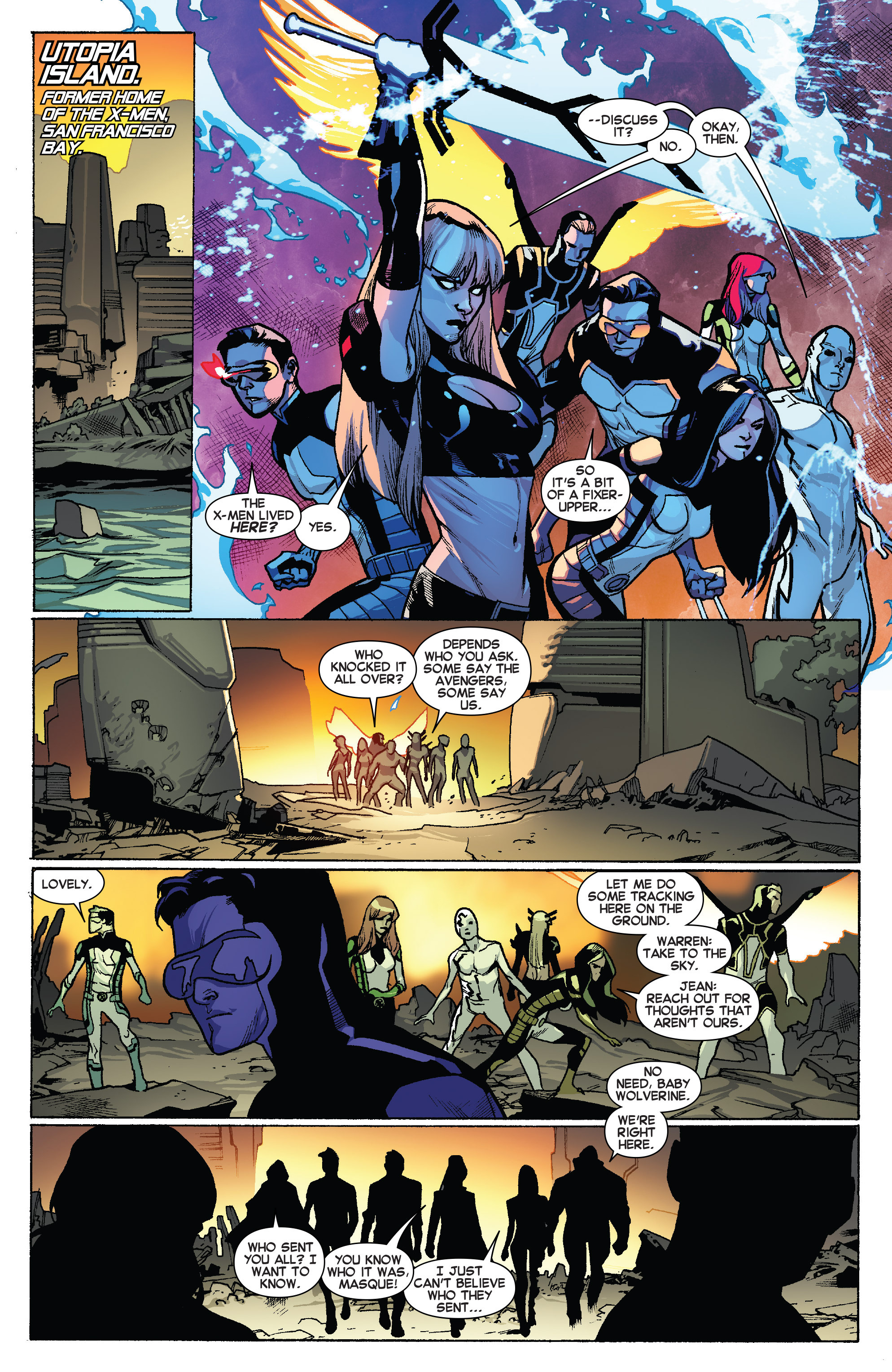 Read online All-New X-Men (2013) comic -  Issue #41 - 8