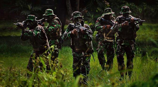 Hasil gambar untuk tentara tugas