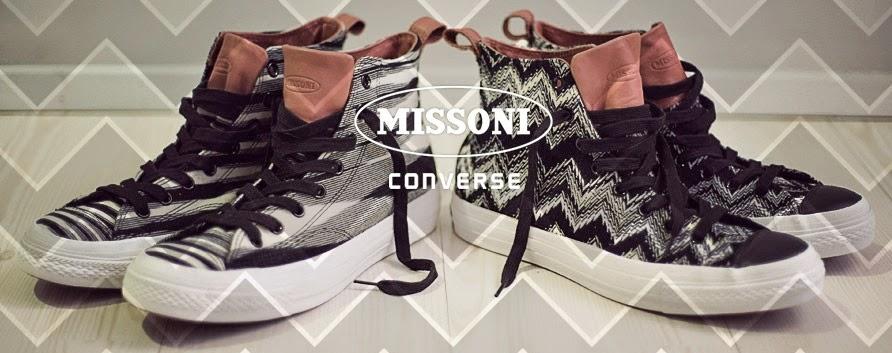 Missioni for Converse.